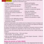 Publication sur le RISE dans journal le Dialog de Saint-Gély-du-Fesc